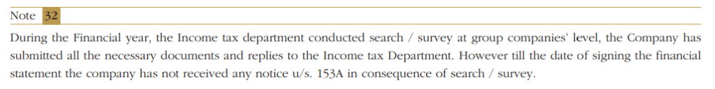gitanjali gems income tax department search