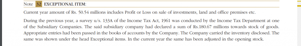 gitanjali gems income tax survey